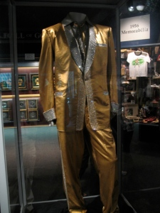 The Gold Lamé Suit